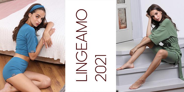 Летняя трикотажная коллекция Lingeamo