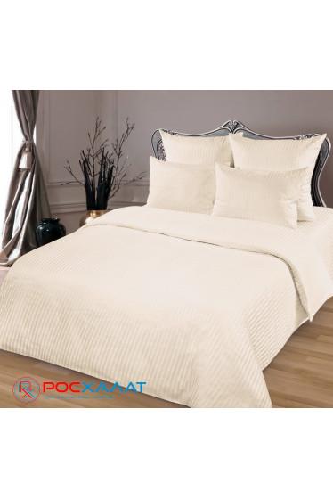 Комплект постельного белья Страйп-сатин 1х1