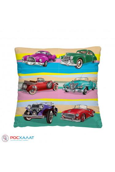 Декоративная подушка Гараж