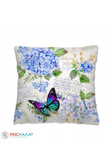 Декоративная подушка Летний сад