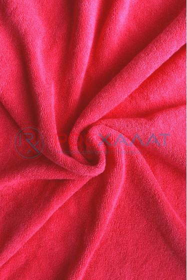 Махровое полотенце однотонное
