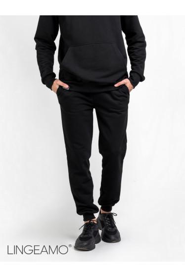 Мужские брюки из футера