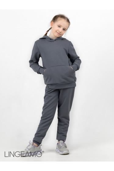Детский костюм из футера