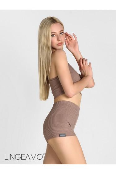 Трикотажные женские шорты