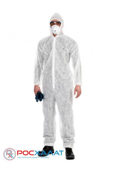 Одноразовый костюм из спанбонда Каспер