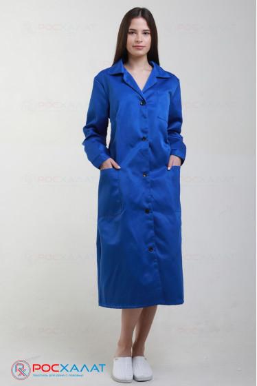 Женский рабочий халат